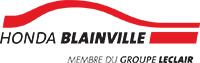 Honda blainville-Logo
