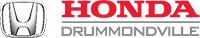 honda drummondville-Logo